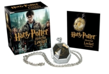 Harry Potter Locket Horcrux Kit and Sticker Book, Mixed media product Book