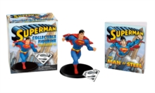 Superman: Collectible Figurine and Pendant Kit, Mixed media product Book