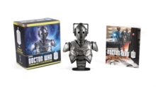 Doctor Who: Cyberman Bust and Illustrated Book, Mixed media product Book
