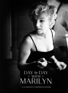 Day by Day with Marilyn : A 12-Month Undated Planner, Hardback Book