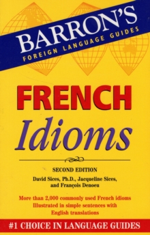 French Idioms, Paperback Book