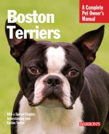 Boston Terriers, Paperback / softback Book