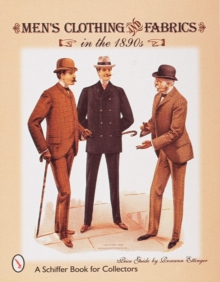 Men's Clothing and Fabrics in the 1980s, Paperback Book