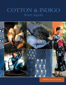 Cotton and Indigo from Japan, Hardback Book