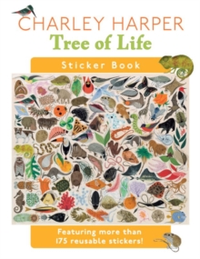 Charley Harper Tree of Life Sticker Book Bs006, Novelty book Book