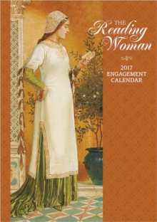 The Reading Woman 2017 Engagement Calendar, Diary Book