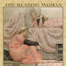 The Reading Woman 2017 Mini Wall Calendar, Calendar Book