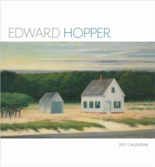 Edward Hopper 2017 Wall Calendar, Calendar Book