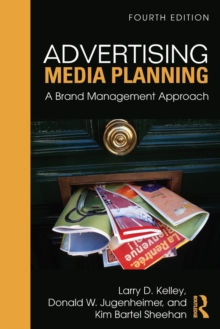 Advertising Media Planning : A Brand Management Approach, Paperback / softback Book