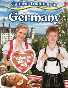 Cultural Traditions in Germany, Paperback / softback Book