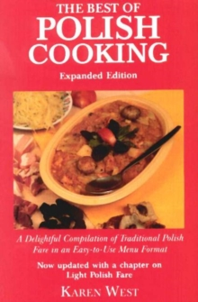 The Best of Polish Cooking, Paperback Book