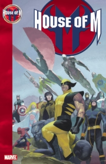 House of M, Paperback Book