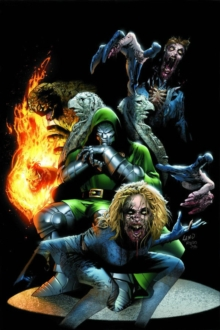 Ultimate Fantastic Four Vol.6: Frightful, Paperback Book
