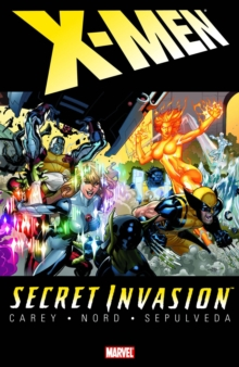 Secret Invasion: X-men, Paperback Book