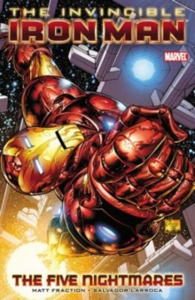 Invincible Iron Man Vol.1: The Five Nightmares, Paperback Book