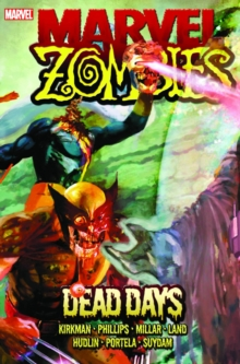 Marvel Zombies: Dead Days, Paperback Book