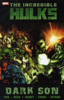 Incredible Hulks: Dark Son, Paperback / softback Book