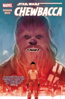 Star Wars: Chewbacca, Paperback Book