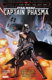 Star Wars: Journey To Star Wars: The Last Jedi - Captain Phasma, Paperback Book