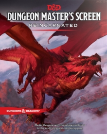 Dungeon Master's Screen Reincarnated
