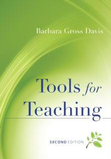 Tools for Teaching, Paperback Book