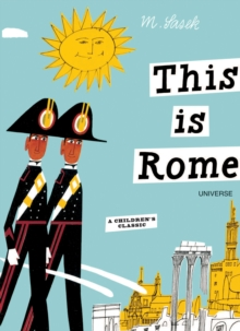 This is Rome, Hardback Book