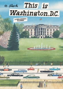 This Is Washington, D. C., Hardback Book