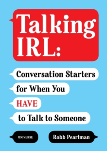 Talking IRL, Paperback / softback Book
