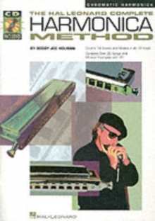 The Complete Harmonica Method : Chromatic (Book/Online Audio), Paperback / softback Book