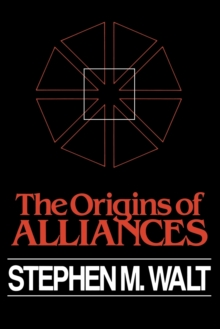 The Origins of Alliance, Paperback Book