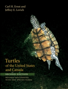 Turtles of the United States and Canada, Hardback Book