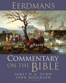 Eerdmans Commentary on the Bible, Hardback Book