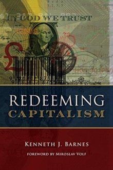 Redeeming Capitalism, Hardback Book