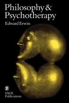 Philosophy and Psychotherapy, Paperback / softback Book