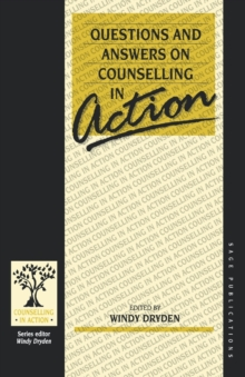Questions and Answers on Counselling in Action, Paperback Book