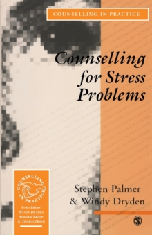 Counselling for Stress Problems, Paperback Book