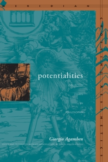 Potentialities : Collected Essays in Philosophy, Paperback Book