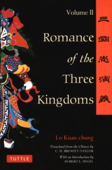 Romance of the Three Kingdoms Volume 2 : Volume 2