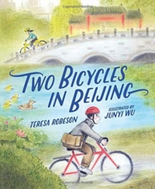 TWO BICYCLES IN BEIJING, Hardback Book