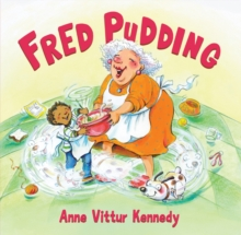 Fred Pudding, Hardback Book