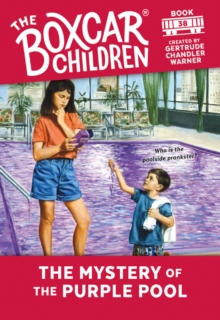 The Mystery of the Purple Pool, Paperback / softback Book