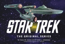 Star Trek: The Original Series 365, Hardback Book