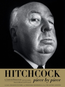 Hitchcock, Piece by Piece, Hardback Book