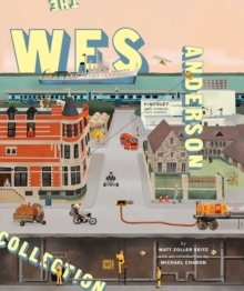 Wes Anderson Collection, Hardback Book