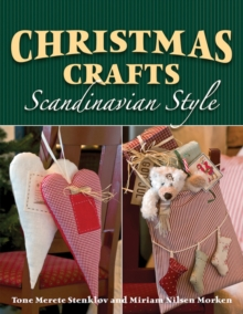 Christmas Crafts Scandinavian Style, Paperback Book