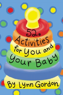 52 Activities for You and Your Baby, Diary Book