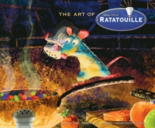 Art of Ratatouille, Hardback Book