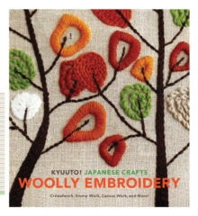 Kyuuto! Japanese Crafts! Embroidery, Paperback Book