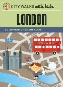 London : 50 Adventures by Foot, Cards Book