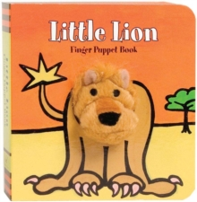 Little Lion: Finger Puppet Book, Hardback Book